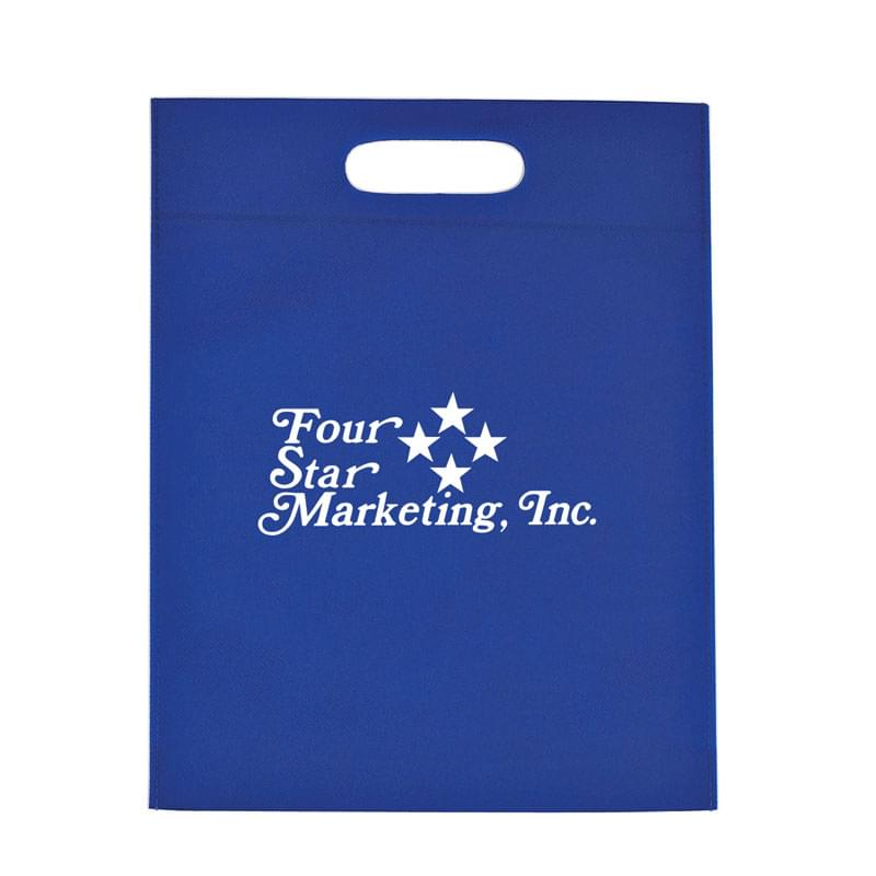 Heat Sealed Non -Woven Exhibition Tote