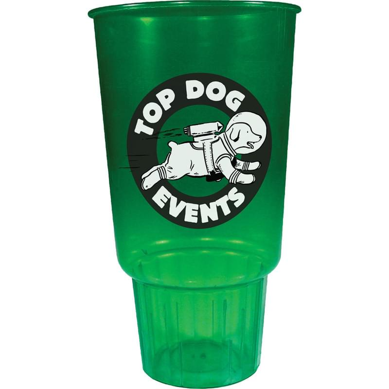 32-oz. Jewel Stadium CarCup