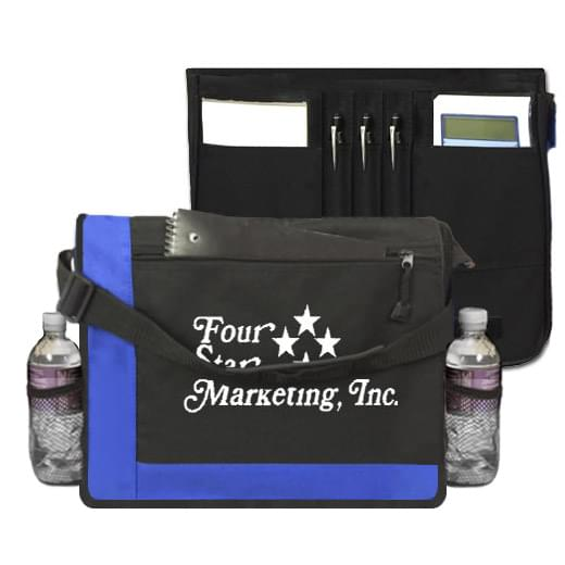 Travelstar Business Organizer Messenger Bag