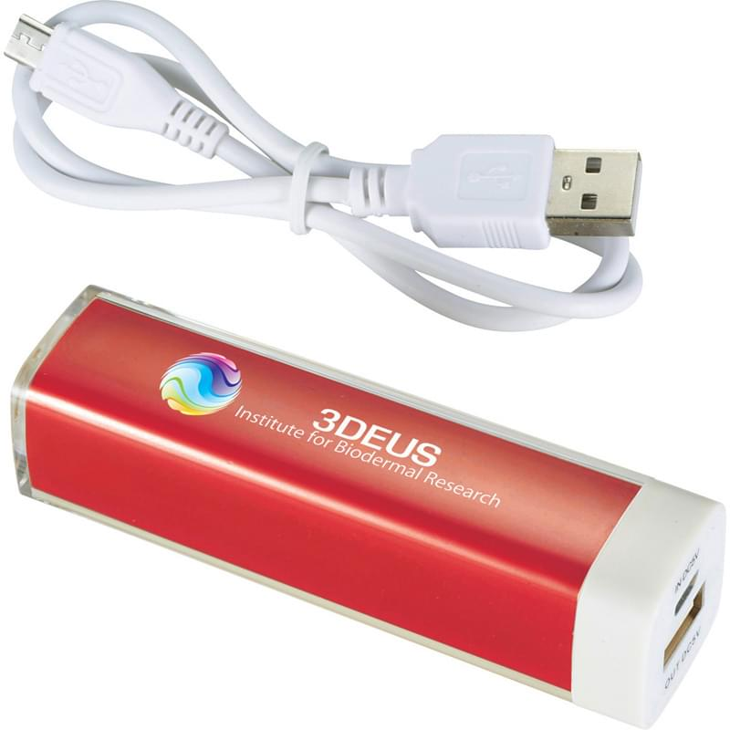 Flash Power Bank