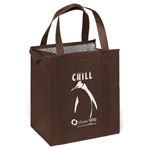 Insulated Take Out Tote Bags