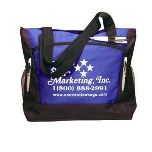 Travelstar Mesh Pocket Tote Bags w/Zipper Closure