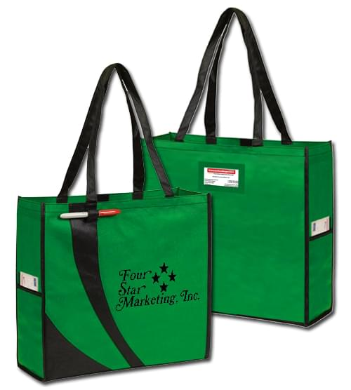 Recyclable Identity Tote Bags