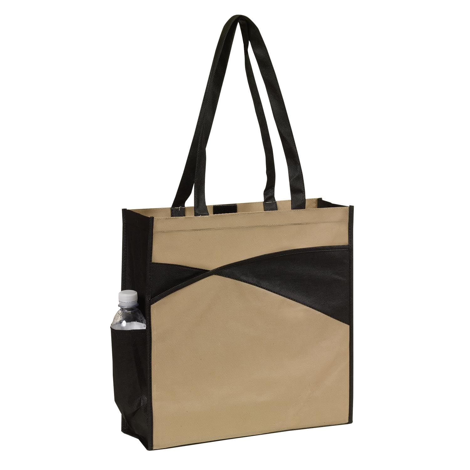 Recyclable Pocket Identity Tote Bags