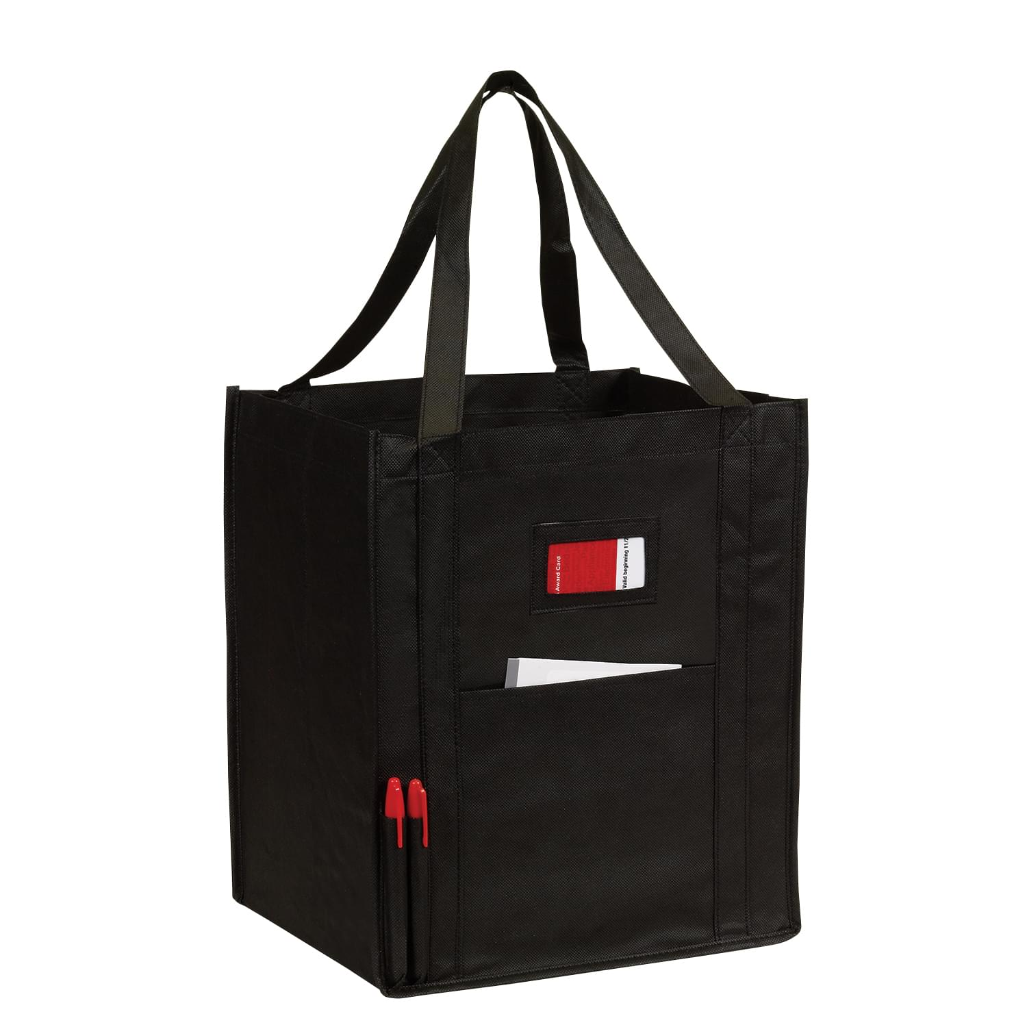 Recyclable Identity Shopper Tote Bags