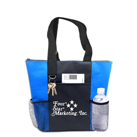 Travelstar Zippered Meeting Tote