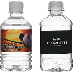 10 Oz. Custom Label Bottled Water