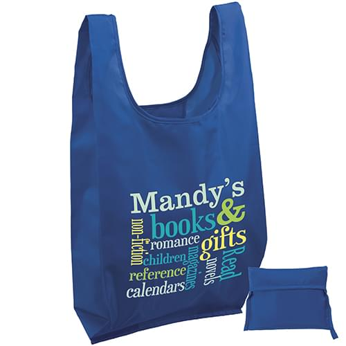 Library Grocery Tote