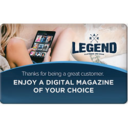 1-Month Digital Magazine Subscription