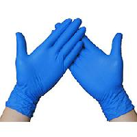 Nitrile Gloves for Personal Safety - In stock NOW and ready to ship. Nitrile gloves have a higher resistance to chemical and infectious agents over Latex or Vinyl gloves. Nitrile gloves have a higher puncture resistance and are more hypoallergenic. Nitrile gloves are becoming a standard medical supply for hospitals and emergency personnel. They are also used by police officers, security guards, housekeepers, and factory workers. These powder-free gloves conform to your hands for a more comfortable fit. Each box contains 100 single gloves (50