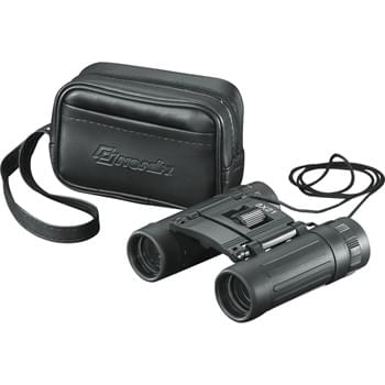 Yukon Binoculars - Compact and easy to carry.  Perfect for travelers and sight see-ers. Binocular magnification is 8x21. Vinyl carrying case.