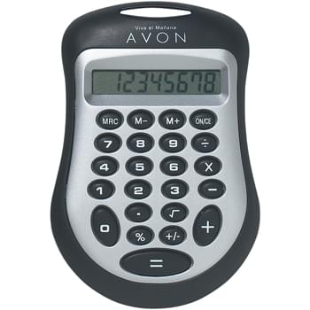 Expo Calculator - 8 Digit Display | Battery Included