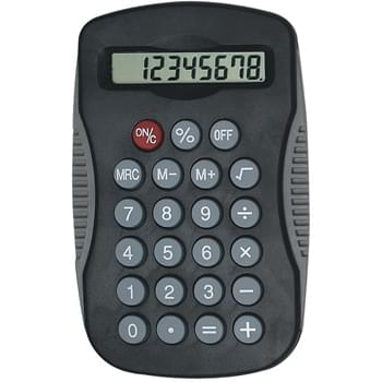 Sport Grip Calculator - Battery Included | 8 Digit Display