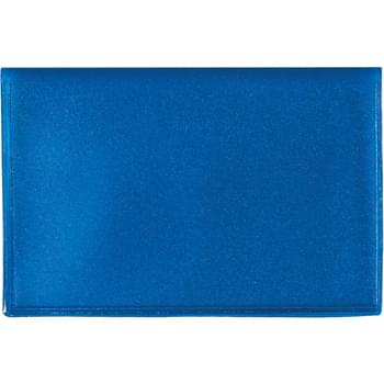 ID/Card Holder - Two Inside Pockets | Great For Handouts Or Mailings