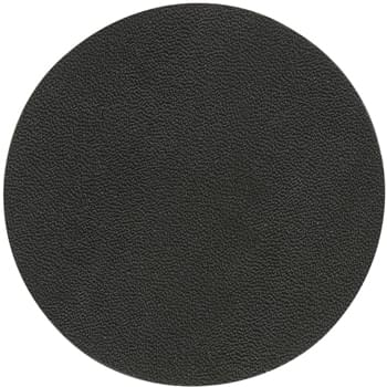 Bonded Leather Coaster - Executive Leather Look | Available Individually Or In 4-Pack Sets