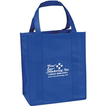 Eco Grocery Shopper Tote Bags