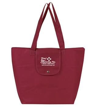 Recyclable Folding Tote Bags