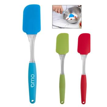 Silicone Spatula - Silicone Grip With Matching Spatula
