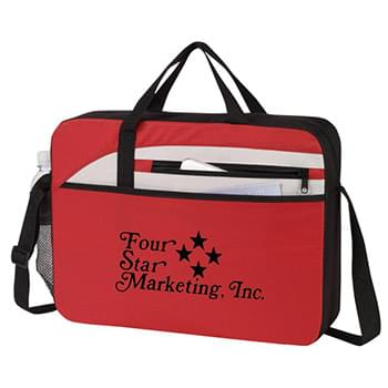 Meeting Planner Brief Bag