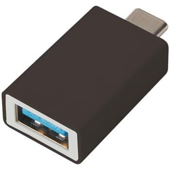 USB Type C Adapter - CLOSEOUT! Please call to confirm inventory available prior to placing your order!<br />Type C Features Reversible Orientation, No More Wondering Which Side Goes Up | USB Type A (Female) To Type C | Connect Existing USB Devices To The New Type C Technology | Use Type C Power Sources To Charge Existing Devices | Data Transfer Speed: USB 3.0 Gen. 1