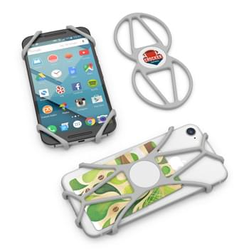 PhoneNet - Made Of Flexible Silicone | Universal Fit | Securely Carry Cards, Tickets, Parking Passes and More | Softens The Impact To Your Phone If Dropped | Compatible With Apple® or Android Phones | Apple is a trademark of Apple Inc., registered in the U.S. and other countries.