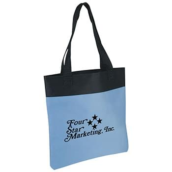 "Shoppe Tote Bag - Made Of 600D Polyester | 24"" Web Handles 