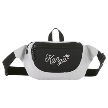 Excursion Fanny Pack - Travel focused fanny pack great for any adventure. Zippered front and top pocket. One size fits most.