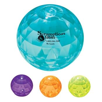 Hi Bounce Diamond Ball - This Unique Bouncing Ball Is An Entertaining Item To Put Your Corporate Logo On