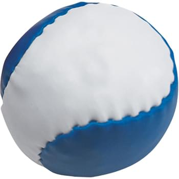 Leatherette Ball - Filled With PVC Pellets