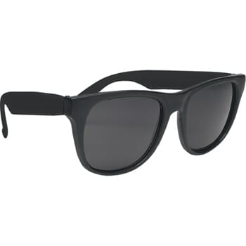 Rubberized Sunglasses - UV400 Lenses Provide 100% UVA And UVB Protection