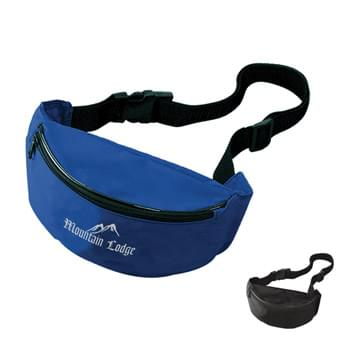 "Fanny Pack - Made Of 70D Nylon | Adjustable Waist Strap | 44"" Maximum Belt Size"