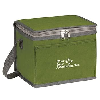 Classic Insulated 6 Pack Cooler