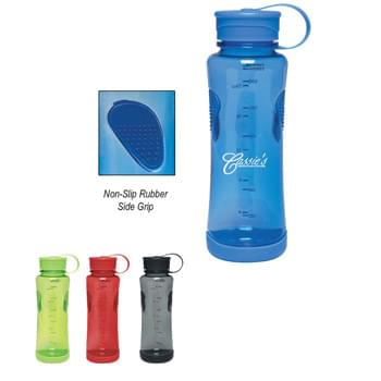 "22 Oz. Gripper Bottle - Durable Tritanâ""¢ Material 