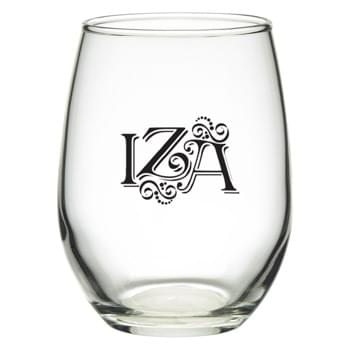 9 Oz. Wine Glass - Highest Standard Glass Material | Made In The USA | Perfect For Restaurants, Bars And More!