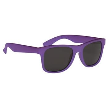 Color Changing Malibu Sunglasses - Made Of Polycarbonate Material | Changes Color When Exposed To Sunlight | UV400 Lenses Provide 100% UVA And UVB Protection