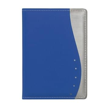 "Wave 5"" x 7"" Portfolio - Includes 30 Page 5"" x 7"" Writing Pad 