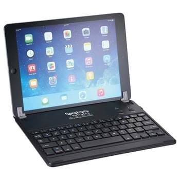 The Sphinx 2 in 1 Bluetooth Keyboard Stand - CLOSEOUT! Please call to confirm inventory available prior to placing your order!<br />The Sphinx 2-in-1 keyboard stand makes the perfect travel companion. The built in stand will fit most tablets and the keyboard works with both IOS and android operating systems. Once your tablet is in the stand it can be folded down to store or make for easy travel. The sphinx Bluetooth keyboard also works great for smart TVs. The Bluetooth working range is 10 meters (33 feet). It includes a micro USB charging cable..