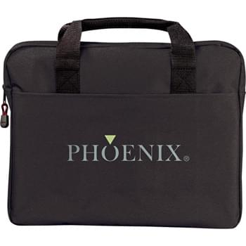 Excel Brief - Large main compartment. Easy-access front pocket keeps all essentials in place. Strong, comfort-grip handles.