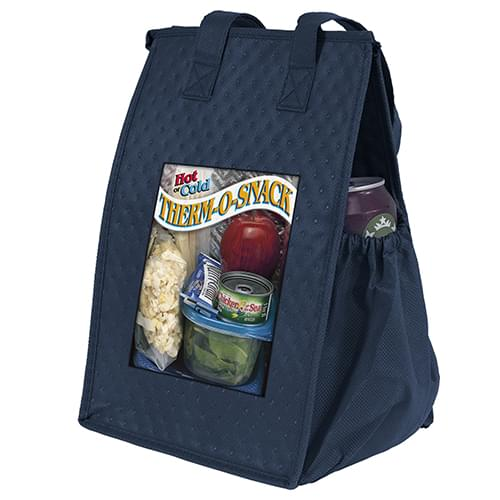 Recyclable Insulated Snack Tote Bags