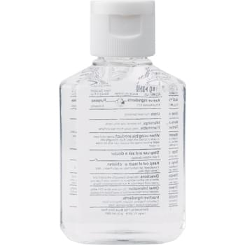 1 Oz. Hand Sanitizer - Lightly Scented | Effective At Eliminating Over 99.9% Of Germs And Bacteria | Meets FDA Requirements | 62% Ethyl Alcohol Content