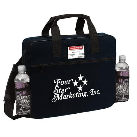 Travelstar Dual Bottle ID Brief Bag