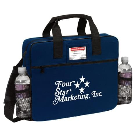 Travelstar Dual Bottle ID Brief Bag - CUSTOM