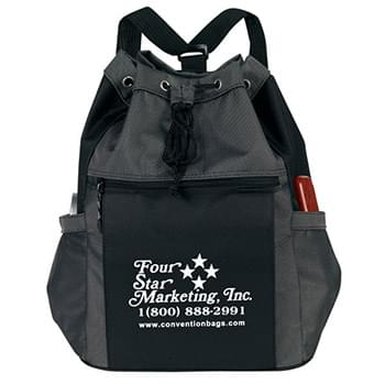 Tote Bags Backpack w/Drawstring