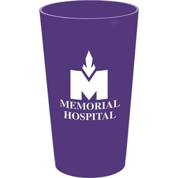 22-oz. Tuf Tumbler Cup - The NEW HumphreyLine 22-ounce Tuf Tumblers are made from heavy-duty plastic. Microwave and top-rack dishwasher safe. Made in USA.