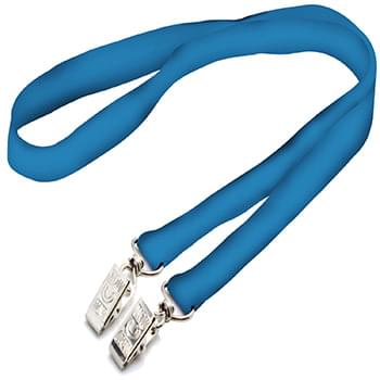 1/2 inch Double Ended Dye Sublimation Lanyards