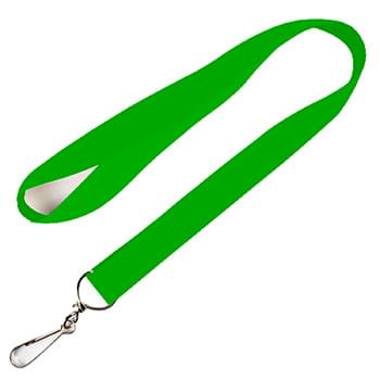 1/2 inch Dye Sublimation Lanyards