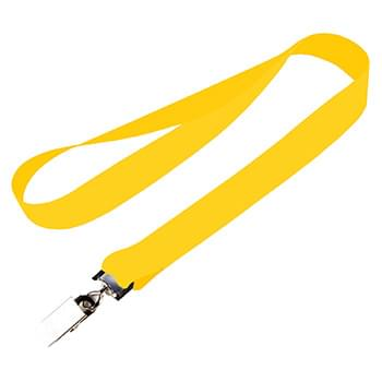 3/4 inch Dye Sublimation Lanyards