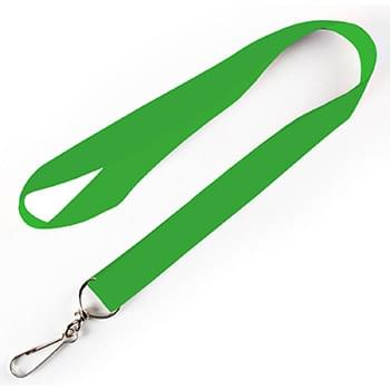 5/8 inch Dye Sublimation Lanyards