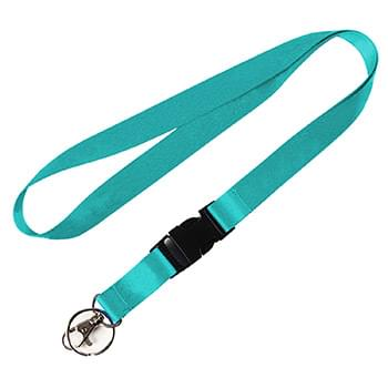 5/8 inch 5 Day Rush Dye Sublimation Lanyards