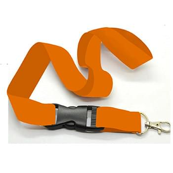 5/8 inch Dye Sublimation Lanyards w/ Buckle Release